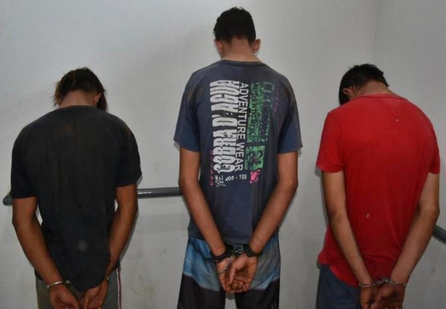 Center policia militar e policia civil de maracaju prende autores de assalto 1572639983