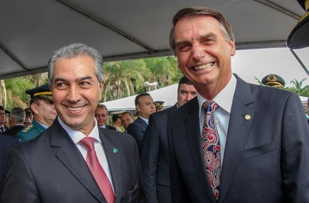 Left or right reinaldo e bolsonaro 2