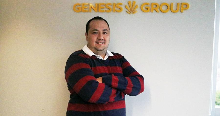 Center joaquim resende gerente operacoes genesisgroup