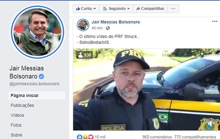Left or right bolsonaro prf1