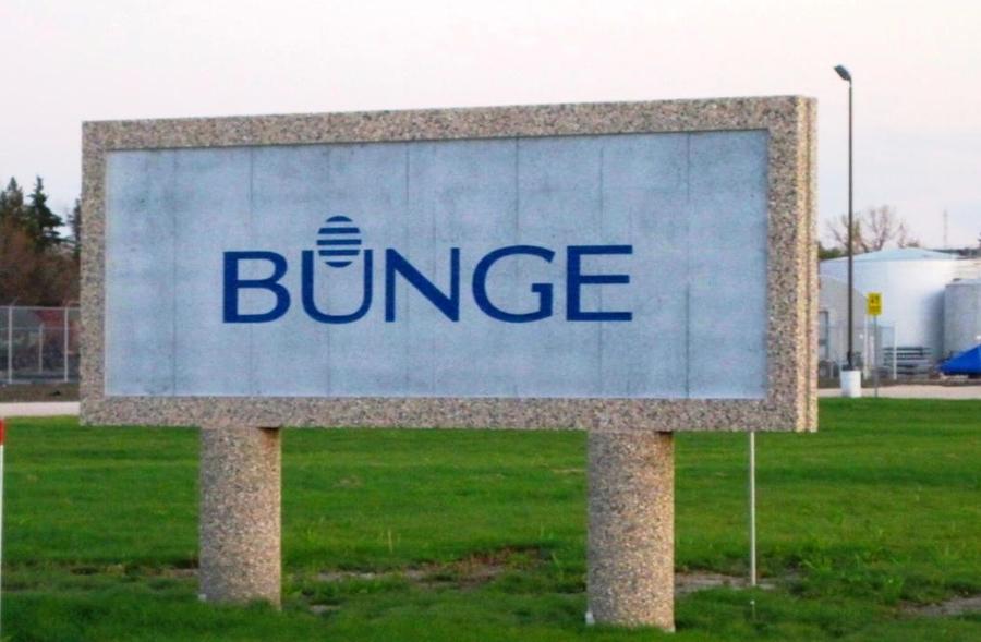 Center bunge sign