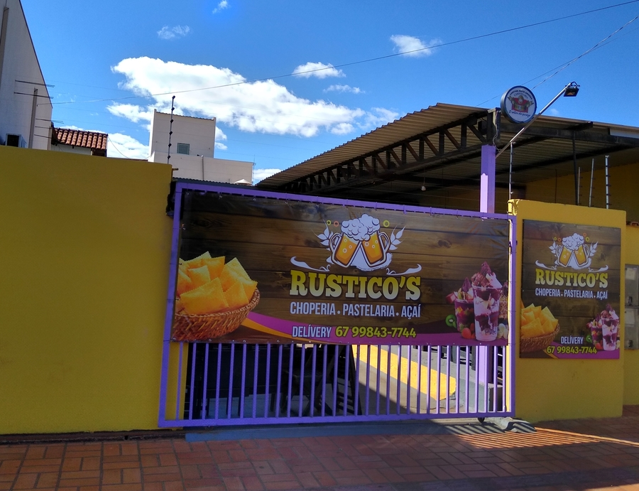 Center rustico