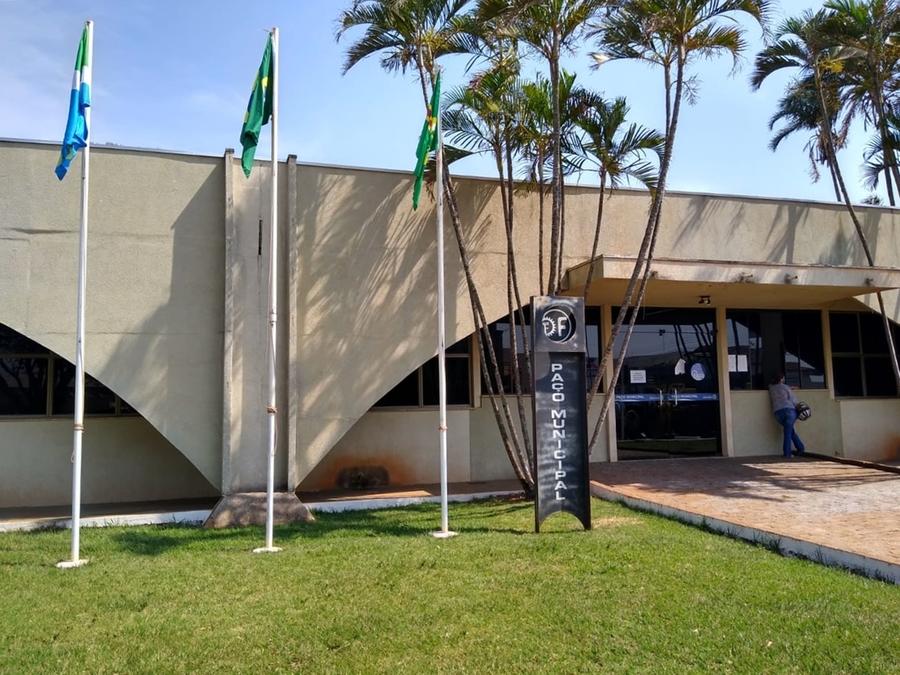 Center prefeitura de sidrolandia