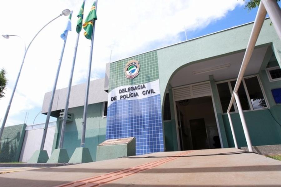 Center delegacia de sidrolandia1
