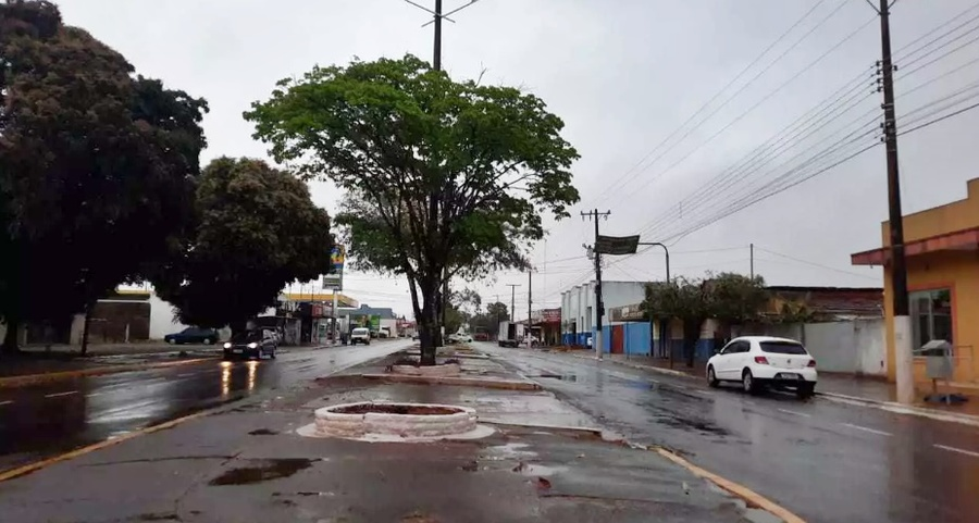 Center chuva